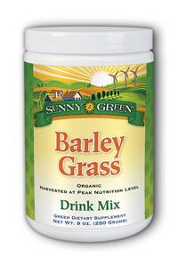Sunny Green: Barley Grass Powder 9 oz