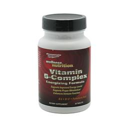 CHAMPION NUTRITION: WN VITAMIN B COMPLEX 60T