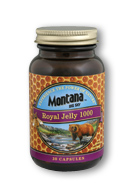 Montana big sky: Royal jelly 500 mg 30 Caps