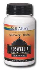 Solaray Boswellia Resin Extract