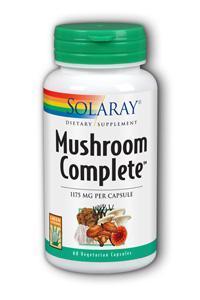 Solaray: Mushroom Complete 60ct