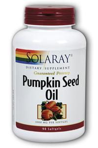 Pumpkin Seed Oil, 90ct