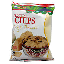 KAY S NATURALS: PROTEIN CHIPS CRISPY PARMESAN 6/BX