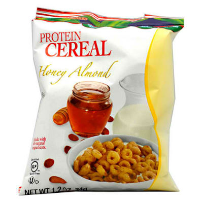 KAY'S NATURALS: PROTEIN CEREAL HONEY ALMOND 6/CS