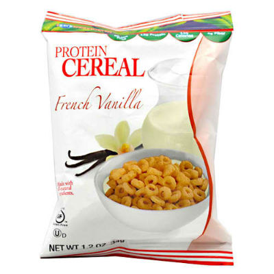 KAY'S NATURALS: PROTEIN CEREAL FRENCH VANILLA 6/BX