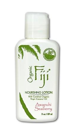 ORGANIC FIJI: Awapuhi Seaberry Moisturizer 3 oz