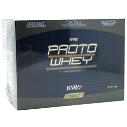 BIONUTRITIONAL RESEARCH GROUP: PROTO WHEY STRAWBERRY 1.2oz  10 BOX 1.2oz 10CASE