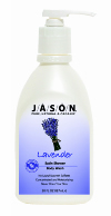 JASON NATURAL PRODUCTS: Lavender Satin Shower Body Wash 30 fl oz