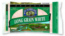 Lundberg Farms: Rice,og,white,long grain
