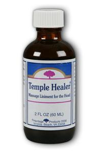 Heritage Store: Temple Healer Camphor 2 oz