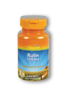 Thompson Nutritional: Rutin 500mg 60ct 500mg