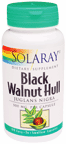 Black Walnut Hull, 100ct 500mg