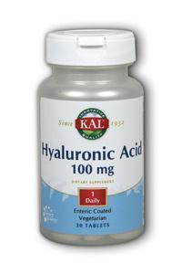 Hyaluronic Acid 100mg capsules