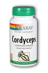Cordyceps, 100ct 520mg