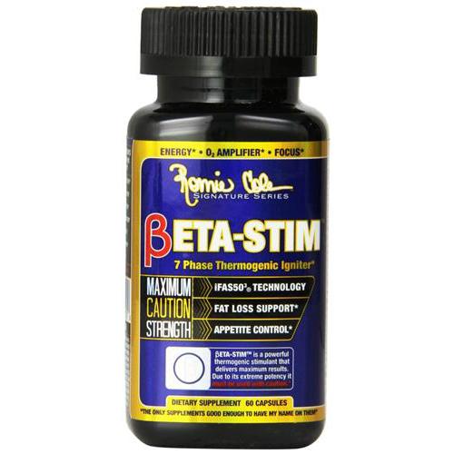 RONNIE COLEMAN SIGNATURE SERIE: BETA-STIM 60/CAPS 60 capsules