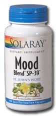 Solaray: Mood Blend SP-39 100ct