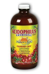 Natures Life: Acidophilus Pro-96 Cranberry Crisp 16 oz
