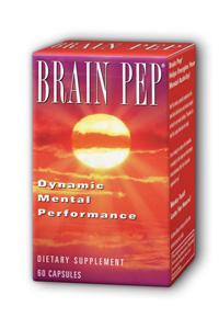 Natural Balance: Brain Pep 60ct