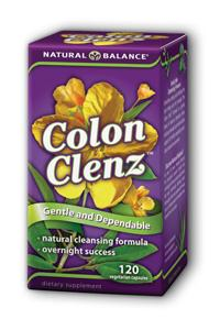 Natural Balance: Colon Clenz 120 VCAPS