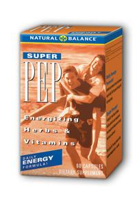 Natural Balance: Super Pep 60ct