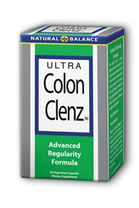 Natural Balance: Ultra Colon Clenz 60ct