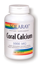 Coral Calcium, 120ct 1000mg