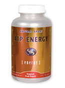 Natural Sport: ATP Energy 133 Pwd Tropical Fruit Punch