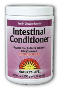 Natures Life: Intestional Conditioner Vanilla Banana 12 oz Powder