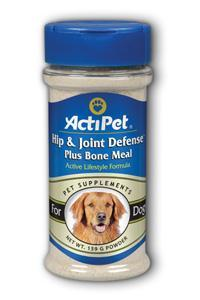 Hip & Joint Defense Plus Bone Meal Dietary Supplement
