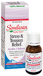 SIMILASAN: Stress and Tension Relief Globules 15 g