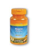 Thompson Nutritional: Niacin 250 60ct 250mg