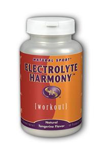 Natural Sport: Electrolyte Harmony FizzActiv Chewable 60ct Chewable