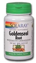 Goldenseal Root, 50ct 550mg