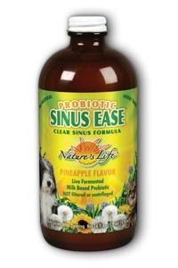Natures Life: Probiotic Sinus Ease 16 oz liquid