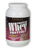 Ultimate Nutrition: Prostar Whey Raspberry 2 lbs