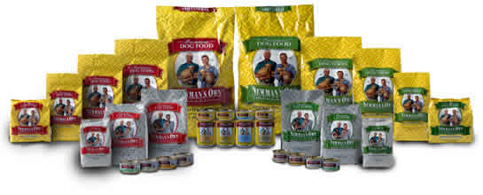 Newman's Own Organics: Dog food,og,chicken,can 12.7 OZ