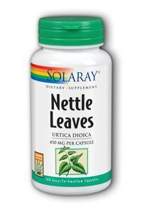Nettle Leaves, 100ct 450mg