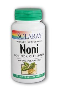 Solaray: Noni 100ct 460mg