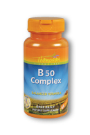 Thompson Nutritional: B Complex 50 60ct