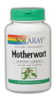 Solaray: Motherwort 425mg 100 Vegetarian Capsule