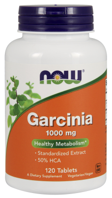 NOW: Garcinia 1000mg 120 Tabs