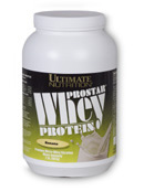 Ultimate Nutrition: Prostar Whey Banana 2 lbs Powder