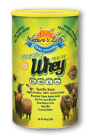 Natures Life: Healthy Whey™ Protein 2 lb