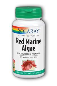 Red Marine Algae, 100ct 375mg