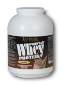 Ultimate Nutrition: Prostar Whey Chocolate 5 lbs