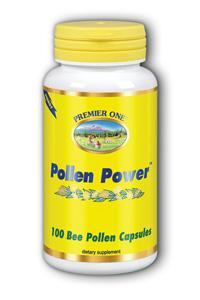 Premier One: Pollen Power 100ct 580mg