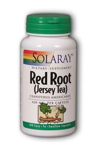 Red Root, 100ct 420mg