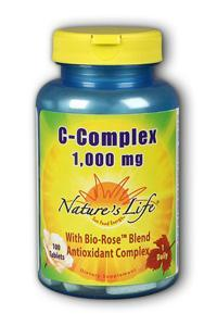 Natures Life: C-Complex 1,000 mg 100ct