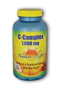 Natures Life: C-Complex 1,000 mg 250ct