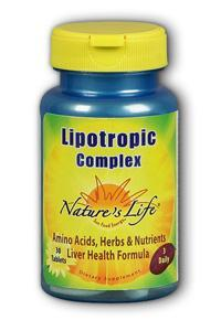 Natures Life: Lipotropic Complex 30ct